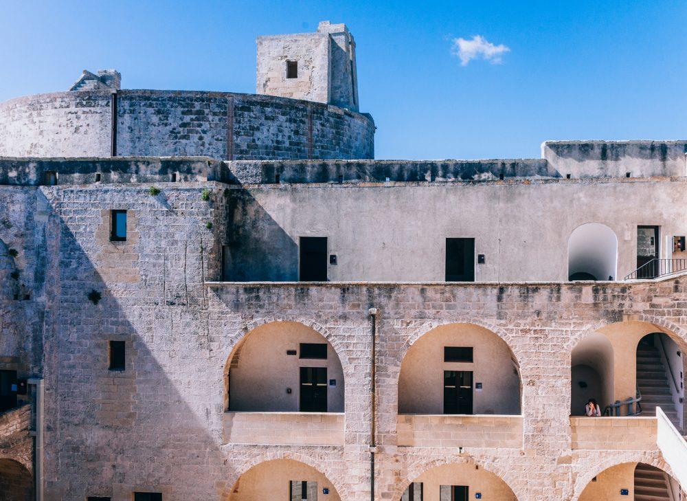 Castello Aragonese, Otranto (ph Giuseppe La Rosa)