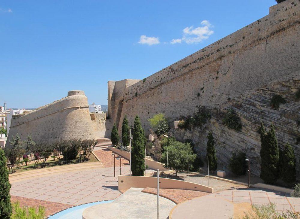 Ibiza muralla