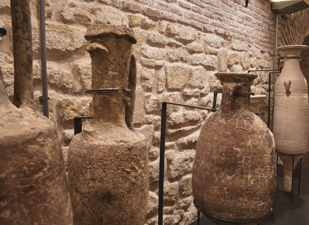 MELILLA 4 Interior del Museo de Arqueología e Historia