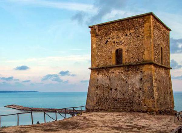 Vigna del Pozzo a Belicello, Menfi, Sicilia